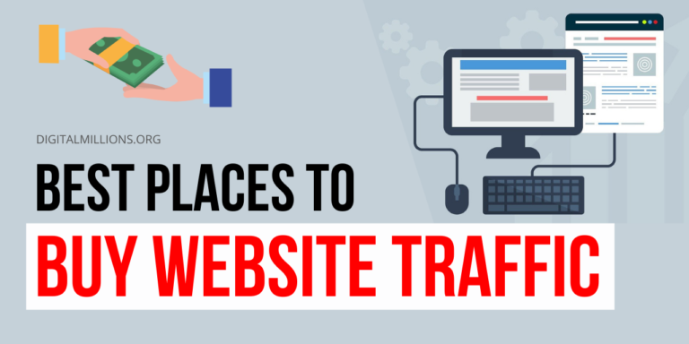 Best Places to Buy Website Traffic