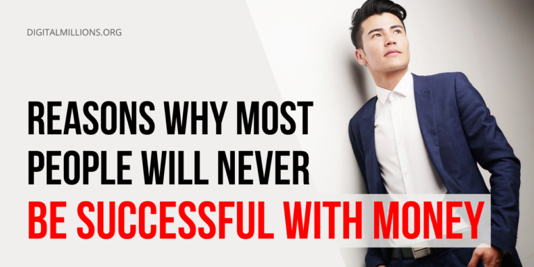 Reasons Why Most People Will Never Be Successful