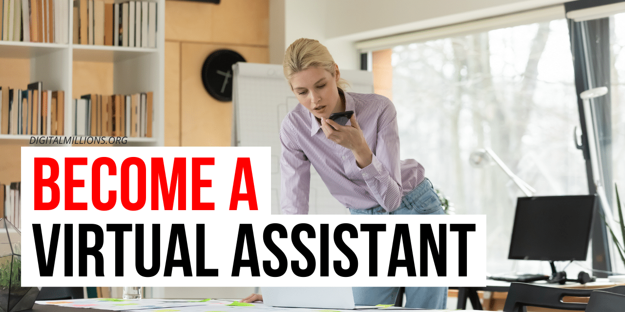 FEATURED Become A Virtual Assistant